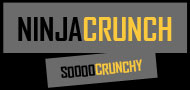 Ninja Crunch Logo