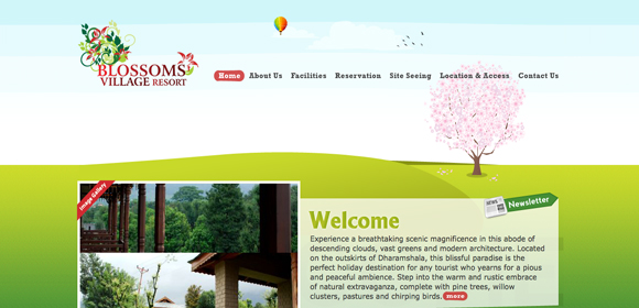 Blossoms Village Resort