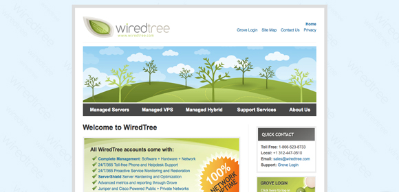 Wired Tree