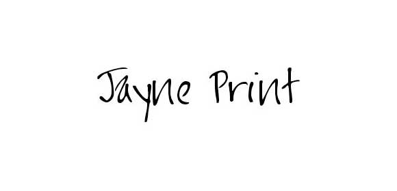 jayne print