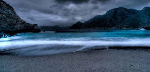 Noche Mágica en la playa