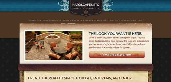 hardscapes etc