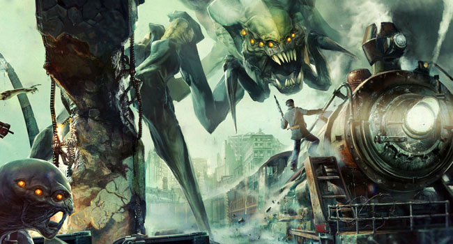 Resistance 3, Artwork, PS3