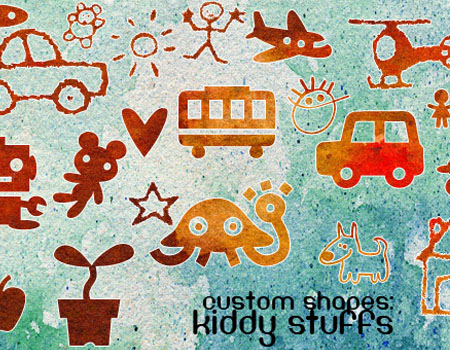 72 Kiddy Stuffs by hikaridrops