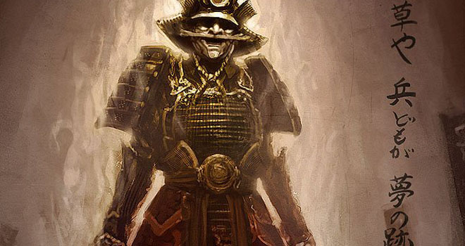 Possessed Samurai by Ward Lindhout