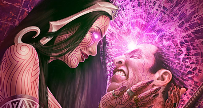 Liliana's Caress by Steve Argyle