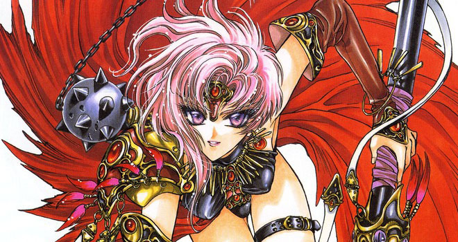 Valkyrie by CLAMP