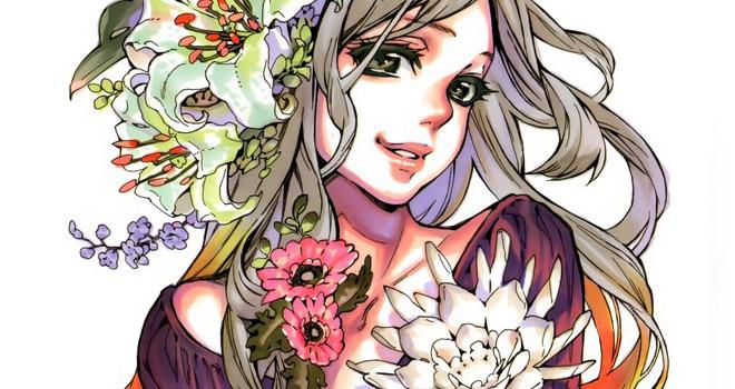 Flower Power by Midori Foo