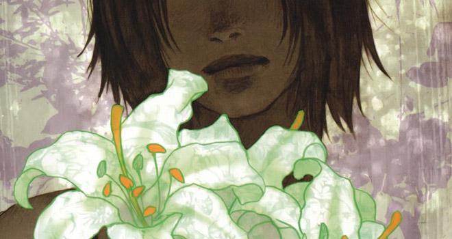 White Lilies by Midori Foo