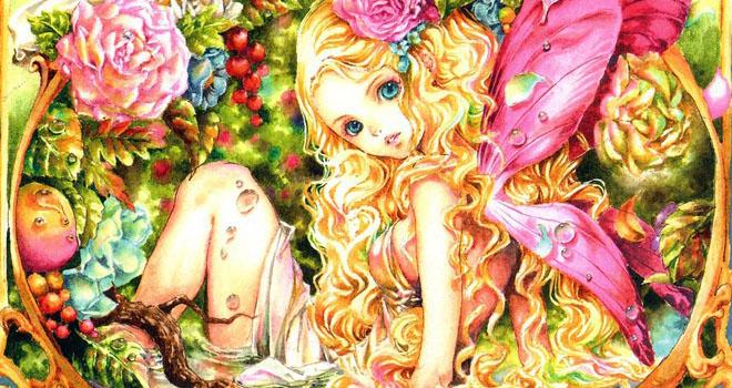 Flower Paradise by Nao Tukiji