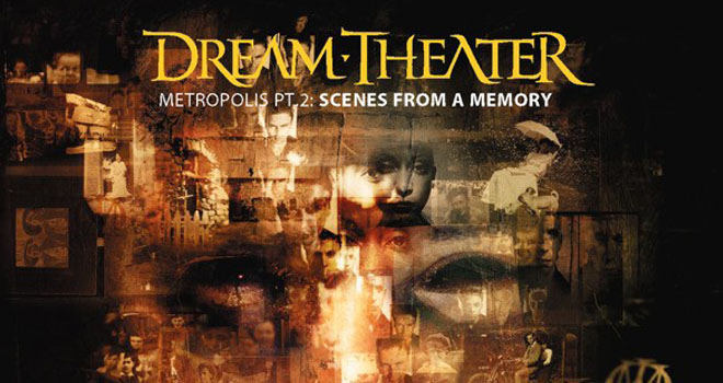 Dream Theater, Metropolis Pt. 2, Scenes from a Memory