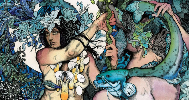 Baroness, Blue Record