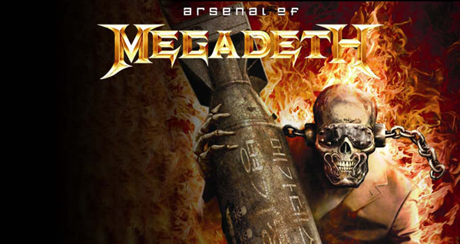 Megadeath, Arsenal Of Megadeath