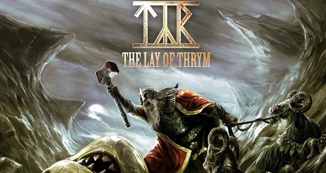 Tyr, Lay Of Thrym