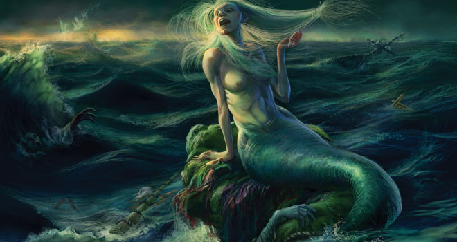 Siren Song By Nick Harris