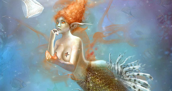 Mermaid Discoveries, Anne Pogoda