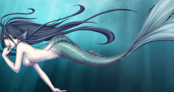Mermaid by nipuni