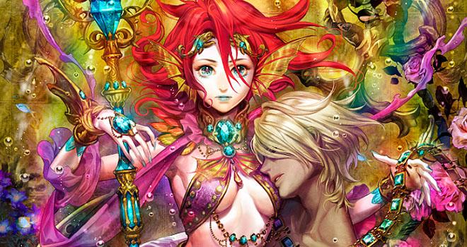 Mermaid Guardian By Midori Foo