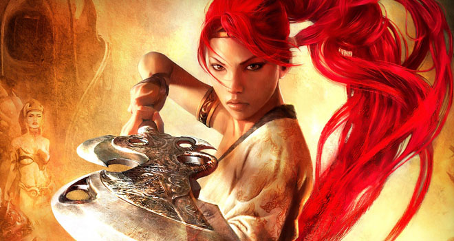 Nariko: Heavenly Sword, Ninja Theory