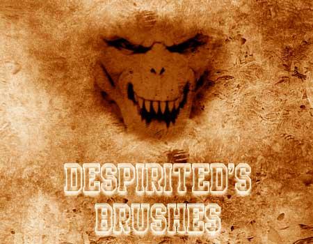 5 Halloween Brushes