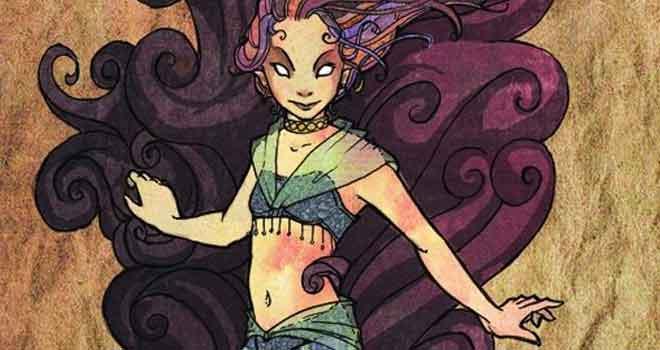Evil Genie by daestwen