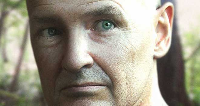 John Locke - LOST, Eduardo Oliden