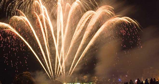 Fireworks by Joan Pujol