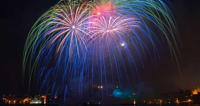 Malta Fireworks Festival, Charles Mifsud