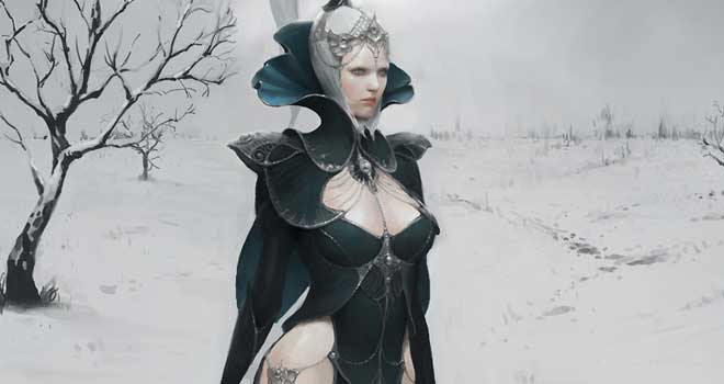 White Witch, Seong Jin Kim