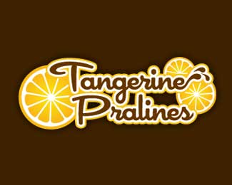 Tangerine Pralines
