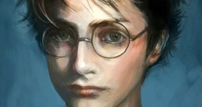 Harry Potter by Melinda G