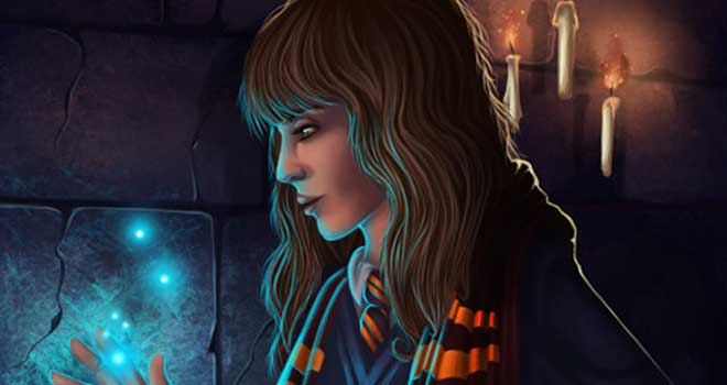 Hermione - Magic at Midnight by Petra Imboden