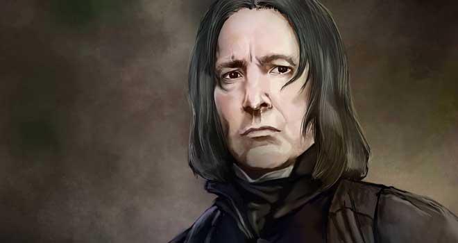 Severus Snape by Szilvia Huszár