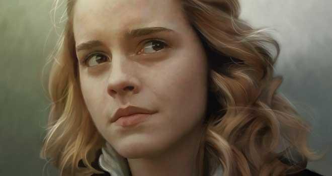Hermione by euclase