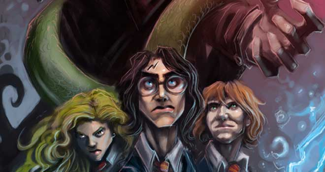Harry Potter Montage by Chris Phillips