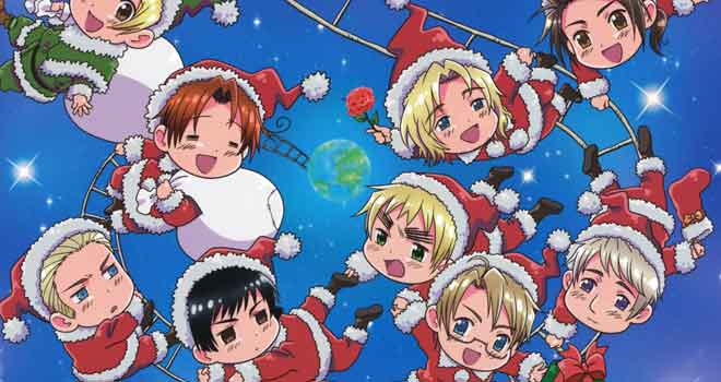 Axis Powers: Hetalia Christmas