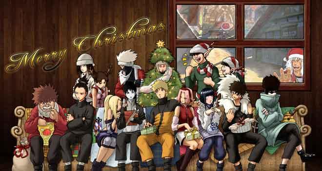 Konoha - Merry Christmas