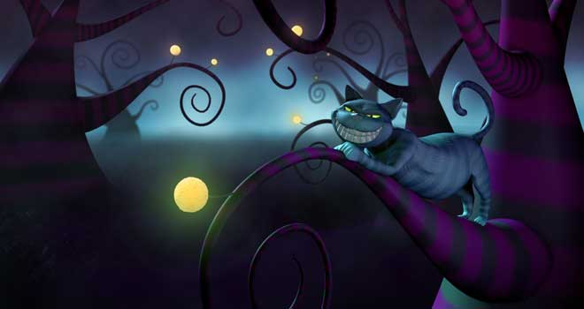 Cheshire Cat, Brian Pember