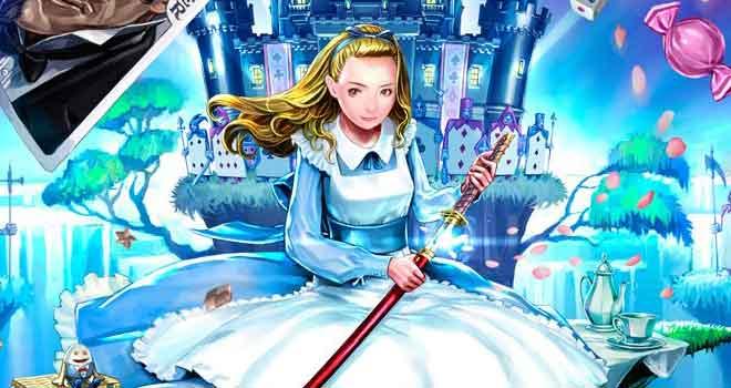 Alice From Japan by Yoshio Sugiura