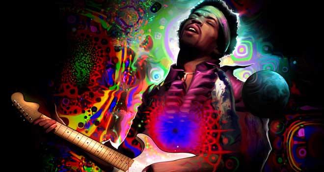 Cosmic Jimi Hendrix, John Connell