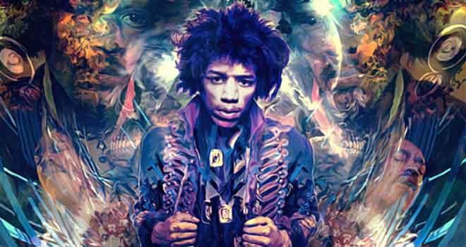 Jimi Hendrix Tribute, Benjamin Jacques