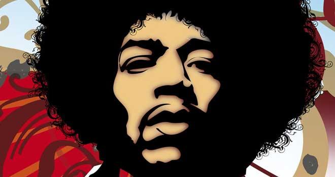 Jimi Hendrix by ~josephsos