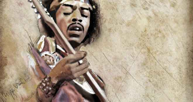 Hendrix, Kenneth Green