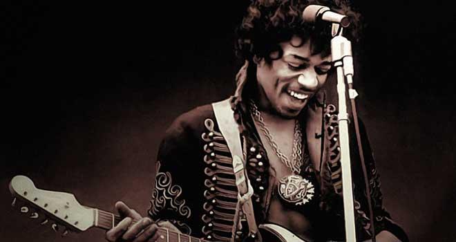 Jimi Hendrix Wallpaper, Nikola Plecas