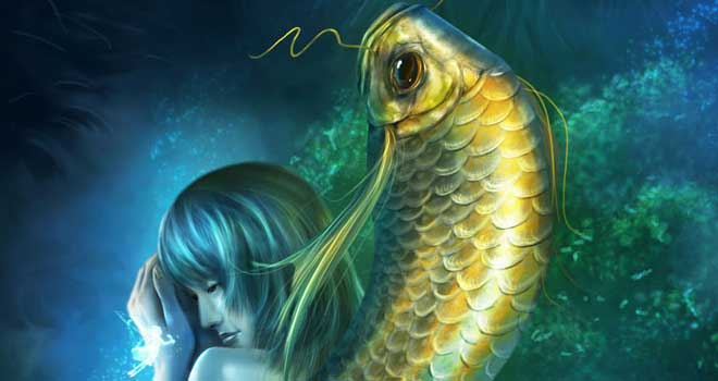 The Birth Of Fish by ~Eggar919