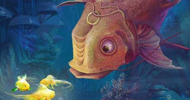 Goldfish King, Dufeng Li