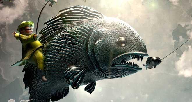 Bucking Fish, Heath Hewett