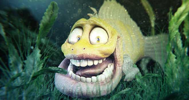 Fish, Dmitry Paukov