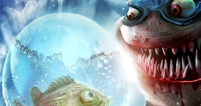 Smart Fish by *designerkratos