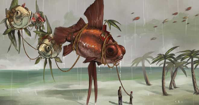Flying Fish, Phillip Gerlitz